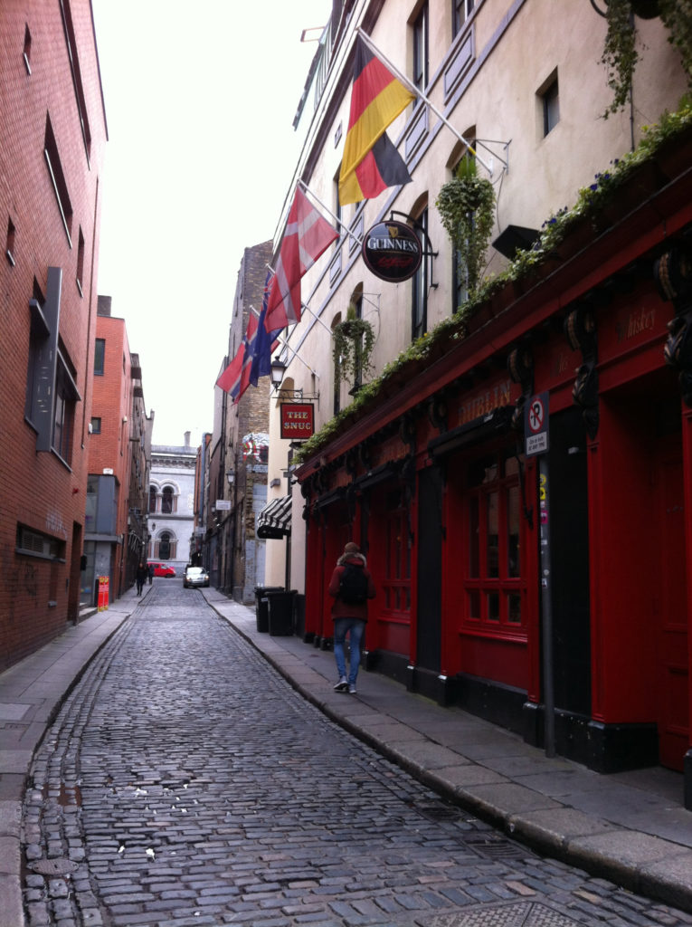The Snug in Temple Bar